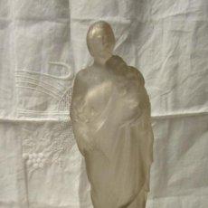 Antigüedades: LAMPARA DE CRISTAL LA GRANJA. Lote 30275631