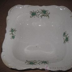 Antigüedades: BANDEJA ANTIGUA DE PORCELANA ROYAL CHINA - VIGO.. Lote 30287833