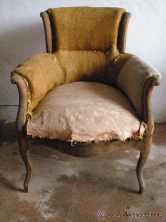 Sillones pareja victorianos restaurar comprar - Sillones antiguos para restaurar ...