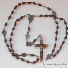 Antigüedades: ROSARIO ANTIGUO. Lote 30460761