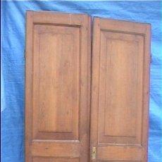 Antigüedades: PUERTA MELIS INTERIOR. Lote 30585315