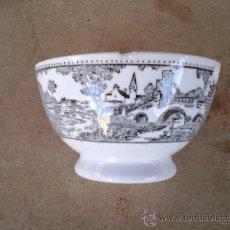 Antigüedades: TAZON DE PORCELANA. Lote 30585841