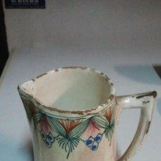 Antigüedades: PEQUEÑA JARRA DE MANISES . Lote 81252478