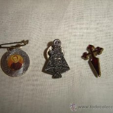Antigüedades: CRUZ DE LA ORDEN DE SANTIAGO Y DOS MAS.. Lote 30614310