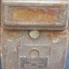 Antigüedades: CONTADOR DE GAS DOMESTICO KROMSOHROEDER . Lote 30640222