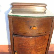 Antigüedades: MESILLA DE NOCHE -AÑO 1916-. Lote 30645703