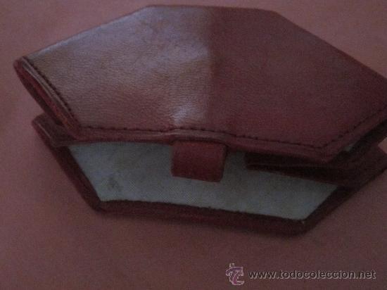 Antigüedades: Costurero de viaje años 30 - Foto 3 - 30651406