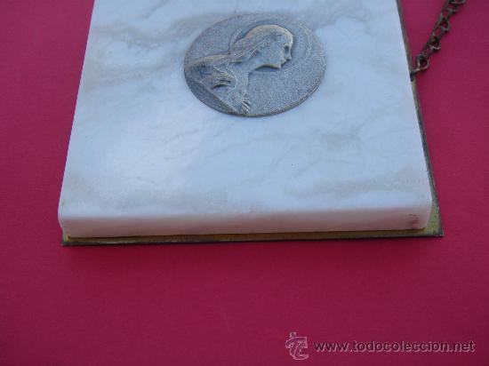 Antigüedades: DETALLE DEL GROSOR DEL MÁRMOL - Foto 4 - 30669758