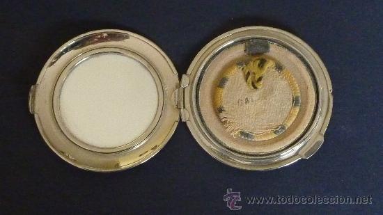Antigüedades: Antigua polvera art decó - Foto 4 - 30680494