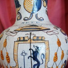 Antigüedades: TALAVERA JARRA DE PRIOR SIGLO XX. Lote 30710137