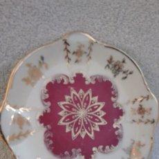 Antigüedades: PLATO DE PORCELANA DE BAVARIA. Lote 30710146