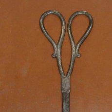 Antigüedades: ANTIGUAS PINZAS DE REPOSTERIA EN METAL PLATEADO.. Lote 30737636