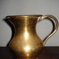 Antigüedades: ANTIGUA JARRA DE BRONCE SIGLO XIX.. Lote 30765401