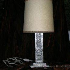 Antigüedades: ANTIGUA LAMPARA DE MESA. Lote 30794477