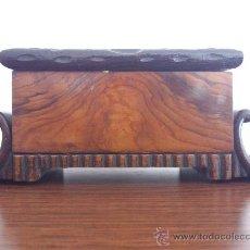 Antigüedades - Antigua caja modernista de madera - 30812439