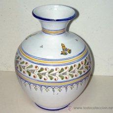 Antigüedades: JARRÓN TALAVERA SELLADO.. Lote 30851503