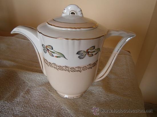 Antigüedades: PRECIOSO JUEGO DE CAFE-TE. OCHIES - MOULIN DES LOUPS. LISTO PARA USAR - Foto 4 - 30855843