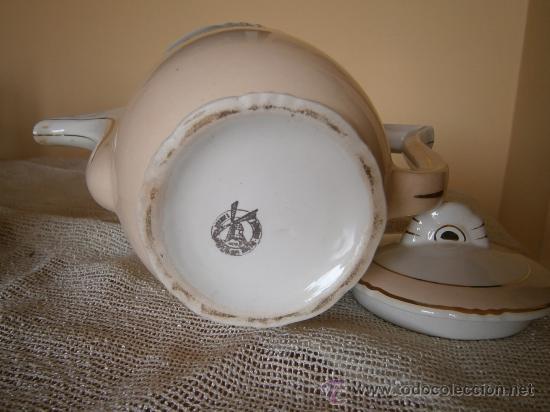 Antigüedades: PRECIOSO JUEGO DE CAFE-TE. OCHIES - MOULIN DES LOUPS. LISTO PARA USAR - Foto 5 - 30855843