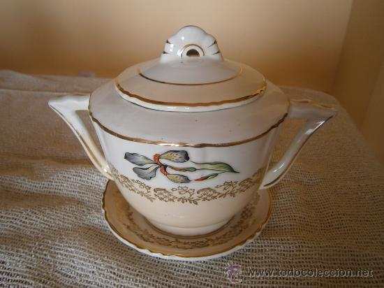 Antigüedades: PRECIOSO JUEGO DE CAFE-TE. OCHIES - MOULIN DES LOUPS. LISTO PARA USAR - Foto 6 - 30855843