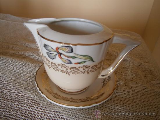 Antigüedades: PRECIOSO JUEGO DE CAFE-TE. OCHIES - MOULIN DES LOUPS. LISTO PARA USAR - Foto 7 - 30855843