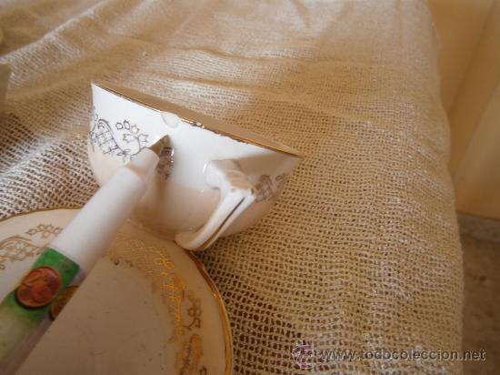 Antigüedades: PRECIOSO JUEGO DE CAFE-TE. OCHIES - MOULIN DES LOUPS. LISTO PARA USAR - Foto 12 - 30855843