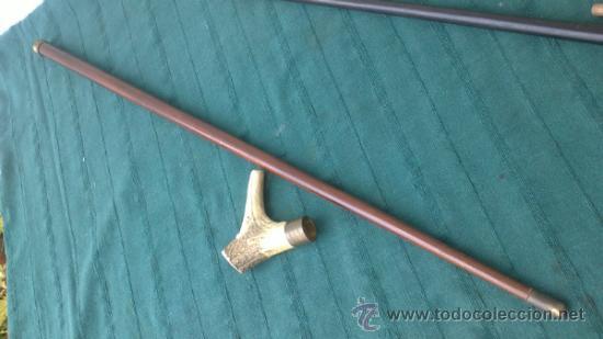 Antigüedades: baston - Foto 2 - 30864055