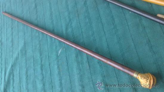 Antigüedades: baston - Foto 2 - 30864035
