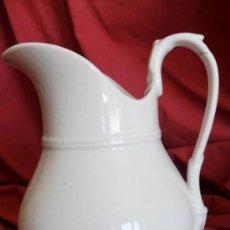 Antigüedades: JARRA PORCELANA DE PASAJES SIGLO XIX . Lote 30889543
