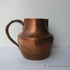 antigua medida de cobre