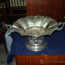 Antigüedades: FRUTERO DE PLATA. Lote 30995466
