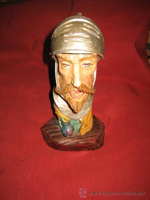 Antigüedades: FIGURA DEL QUIJOTE - Foto 2 - 31010312