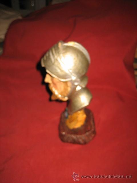Antigüedades: FIGURA DEL QUIJOTE - Foto 4 - 31010312