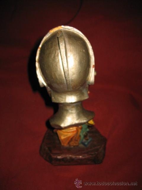 Antigüedades: FIGURA DEL QUIJOTE - Foto 5 - 31010312