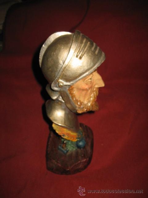 Antigüedades: FIGURA DEL QUIJOTE - Foto 6 - 31010312