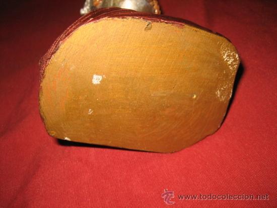 Antigüedades: FIGURA DEL QUIJOTE - Foto 7 - 31010312
