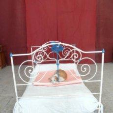 Antigüedades: CAMA DE FORJA. Lote 31012681