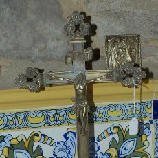Antigüedades: CRISTO CRUCIFIJO. BRONCE. S XIX.. Lote 31110967