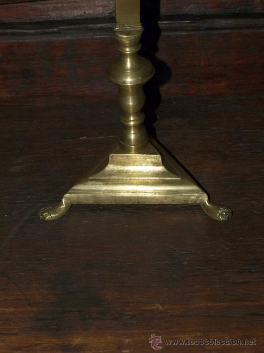 Antigüedades: Cristo crucifijo. Bronce. S xvii. - Foto 3 - 31111684