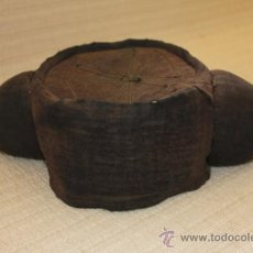 Antigüedades: MONTERA DE TORERO DEL SIGLO XIX - PIEZA DE MUSEO!!!. Lote 31107651