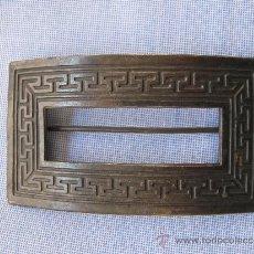 Antigüedades: ANTIGUA HEBILLA ART-DECO (). Lote 31114613