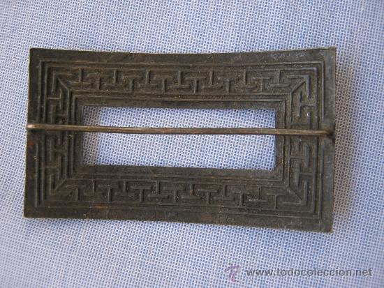 Antigüedades: ANTIGUA HEBILLA ART-DECO () - Foto 2 - 31114613