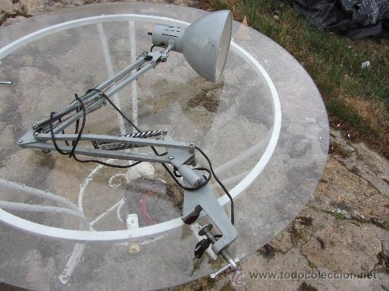 Antgigua para de mesa lampara fas Sold dibujomarca j35Rq4AL