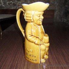 Antigüedades: JARRA EL MOLINO-HORNO DE ASAR.CERAMICA IBERO TANAGRA.SELLADA.. Lote 31156169