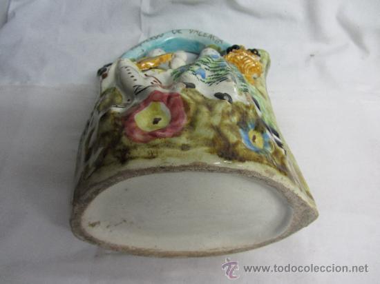Antigüedades: Bonito botijo típico Valenciano - Foto 8 - 31321667