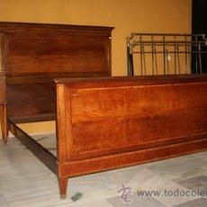 Antigüedades: CAMA INGLESA DE 1900 REF.3774. Lote 31174053