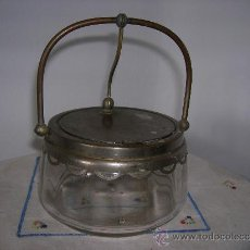 Antigüedades: AZUCARERO -SIGLO XIX-. Lote 31210807