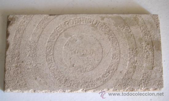 Antigüedades: AZULEJO DE ARISTA. RODRÍGUEZ MENSAQUE. TRIANA, SEVILLA - Foto 2 - 31248292