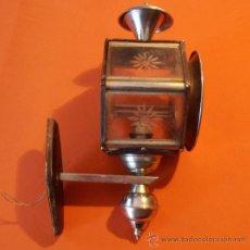 Antigüedades: FAROL DE PARED. Lote 31268093