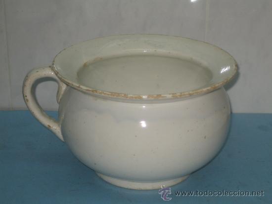 ORINAL.. VACINILLA.. (Antigüedades - Porcelanas y Cerámicas - Otras)