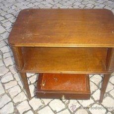 Antigüedades: PEQUEÑA MESA CON CAJON. Lote 31295751